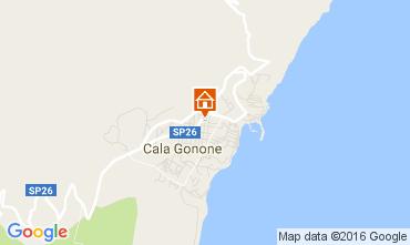 Mappa Cala Gonone Appartamento 106231