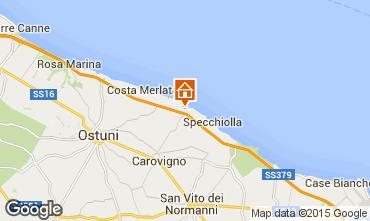 Mappa Ostuni Villa  95255