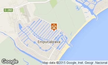 Mappa Empuriabrava Villa  68863