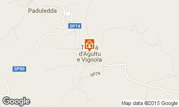Mappa Trinità d'Agultu e Vignola Appartamento 93642