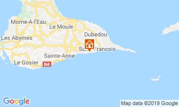 Mappa Saint Francois Monolocale 67258