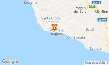 Mappa Marina di Ragusa Appartamento 34177