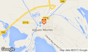 Mappa Aigues Mortes Monolocale 56467