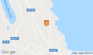 Mappa Otranto Appartamento 109073