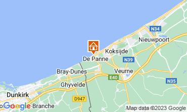 Mappa De Panne Monolocale 51695