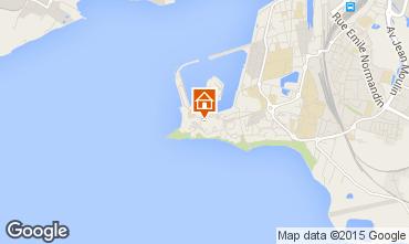 Mappa La Rochelle Appartamento 7003