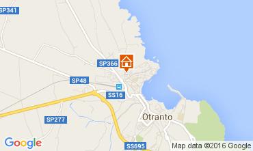 Mappa Otranto Appartamento 103628