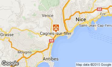 Mappa Nizza Appartamento 69989