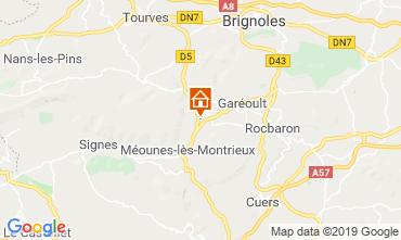 Mappa Néoules Monolocale 119523