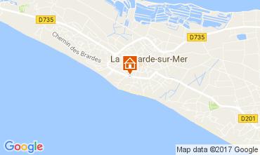 Mappa La Couarde-sur-Mer Appartamento 108370
