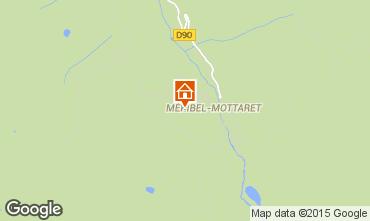 Mappa M�ribel Appartamento 14998