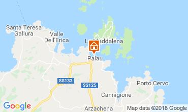 Mappa Palau Appartamento 117037
