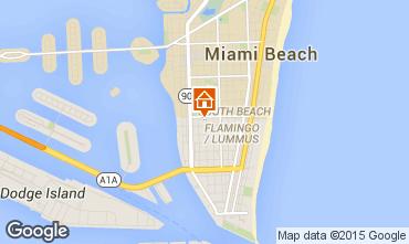 Mappa Miami Beach Appartamento 33638