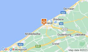 Mappa Oostenda B&B 72510