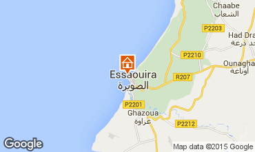 Mappa Essaouira Casa 74105