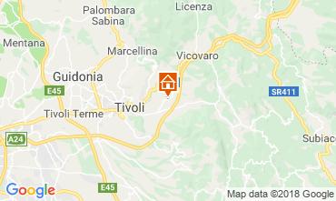 Mappa Tivoli Appartamento 80302