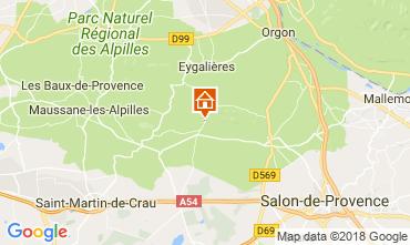 Mappa Eygalières Casa 114873