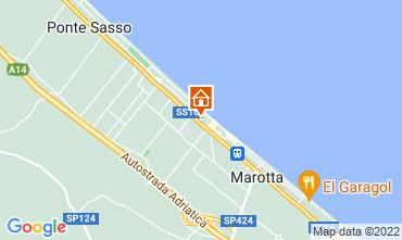 Mappa Marotta Appartamento 104995
