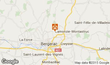 Mappa Bergerac Agriturismo 97571