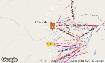 Mappa Chamrousse Monolocale 28307