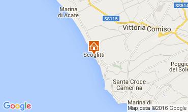 Mappa Scoglitti Appartamento 71287