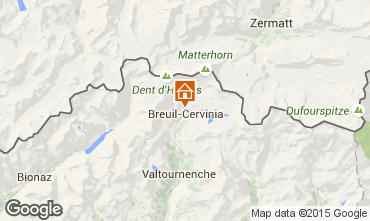 Mappa Cervinia (Breuil) Monolocale 71065