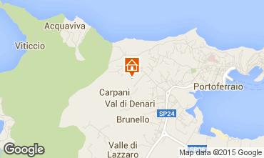 Mappa Portoferraio Appartamento 78144