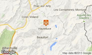 Mappa Les Saisies Appartamento 2727