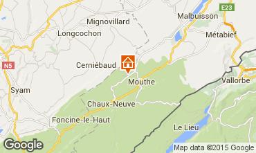 Mappa Mouthe Casa 3717