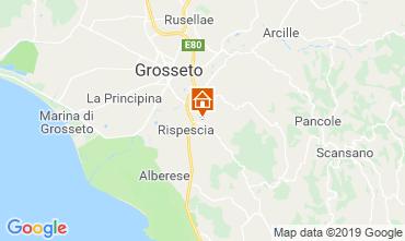 Mappa Grosseto Villa  40862