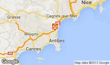 Mappa Antibes Monolocale 82540
