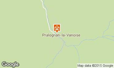 Mappa Pralognan la Vanoise Appartamento 89172