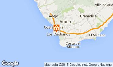 Mappa Los Cristianos Appartamento 70136