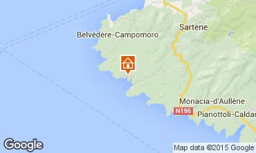Mappa Tizzano Villa  68327
