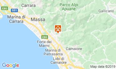 Mappa Pietrasanta Casa 88858