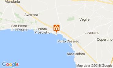 Mappa Torre Lapillo Appartamento 113756