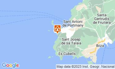 Mappa Ibiza Appartamento 15805