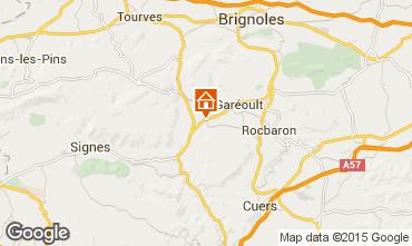 Mappa N�oules Villa  100335