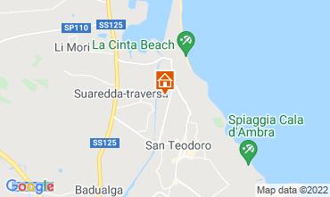Mappa San Teodoro Appartamento 96897