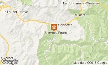 Mappa Pra Loup Appartamento 53153