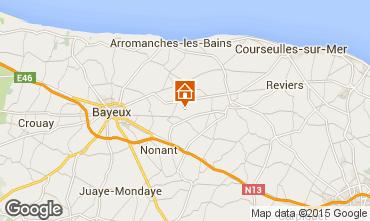 Mappa Bayeux Agriturismo 78404