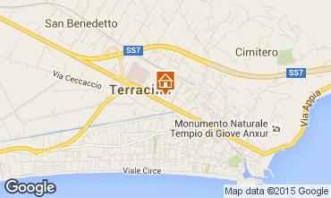 Mappa Terracina Appartamento 70868