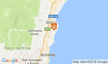 Mappa Riposto Villa  114102