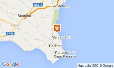 Mappa Noto Villa  79070