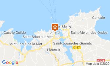 Mappa Dinard Appartamento 94885