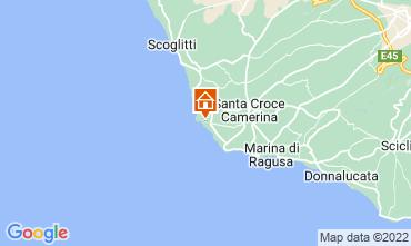 Mappa Punta Secca Appartamento 79868