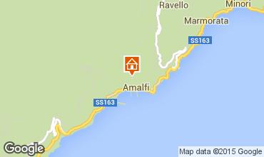 Mappa Amalfi Appartamento 25118