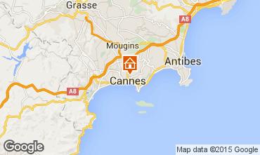 Mappa Cannes Monolocale 34288