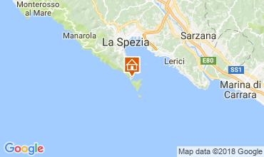 Mappa Portovenere Appartamento 46038