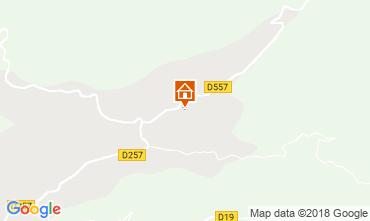 Mappa Propriano Casa 116438